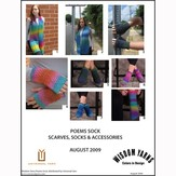 Wisdom Yarns Poems Sock Scarves, Socks and Accessories (Free)