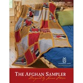 Universal Yarn The Afghan Sampler (Deluxe Worsted Book 1)