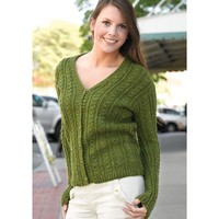 199 Green Street Cabled Cardigan
