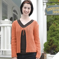 209 Ladder And Vine Cardigan