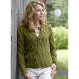 Valley Yarns 282 Dunwich Cardigan