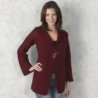 304 Pomona Crocheted Cardigan