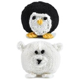 Valley Yarns 347 Knit Penguins and Polar Bears (Free)