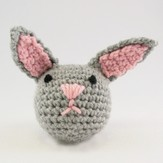 Valley Yarns 368 Crocheted Rabbit (Free)