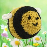 Valley Yarns 376 Knit Bumblebee (Free)