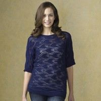 380 Boothbay Lace Pullover