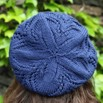 Valley Yarns 391 Willow Beret - 391
