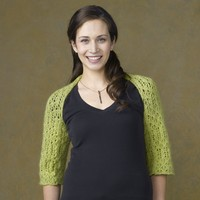 395 Highland Lake Lace Shrug