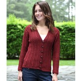 Valley Yarns 396 Masonic Street Cardigan