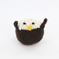 412 Knit Bald Eagle (Free)
