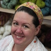 Valley Yarns 415 Broomstick Lace Headband (Free)
