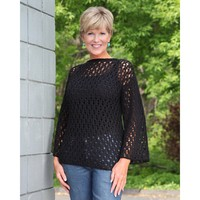 471 Kohl Lace Pullover