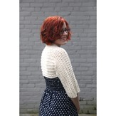 Valley Yarns 474 Creamery Shrug