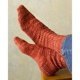 Valley Yarns 475 Great Meteor Socks
