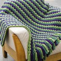 494 Berry Bramble Blanket