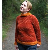 Valley Yarns 497 Campfire Pullover