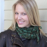 Valley Yarns 529 Pruche Cowl/Hat