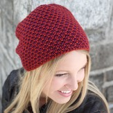 Valley Yarns 539 Embers Hat