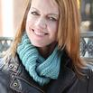 Valley Yarns 553 New Directions Cowl - 553p