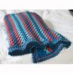 Valley Yarns 561 Varve Baby Blanket - 561