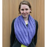 Valley Yarns 564 Triple Strand Cowl (Free)