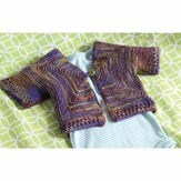 Valley Yarns 569 Baby Steps Cardigan