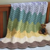 Valley Yarns 625 Welcome Home Blanket