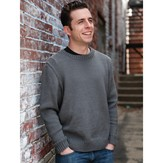 Valley Yarns B11 Basic Men's Pullover