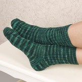 Valley Yarns B13 Basic Heel-Flap Sock