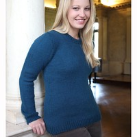 B8 Basic Set-in Sleeve Pullover