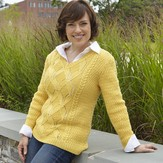 Valley Yarns 665 Thatch Pullover