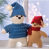Valley Yarns 670 Holiday Bears