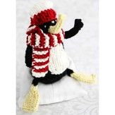 Valley Yarns 679 Hot Chocolate Run Penguin