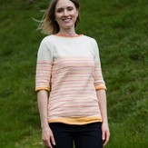 Valley Yarns 713 Easy Day Tee