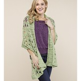 Valley Yarns WEBS DIR02 Shawl Collar Stole by Doris Chan