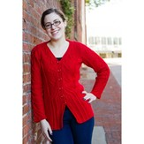 Valley Yarns WEBS DIR11 Red Letter Day by Fiona Ellis