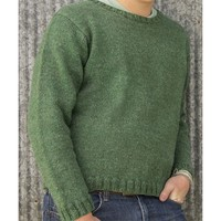 105 Glasgow Top-Down Pullover PDF