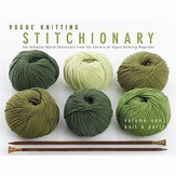 Vogue Knitting Stitchionary Vol. 1: Knit & Purl