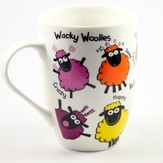 Wacky Woollies Ceramic Mug