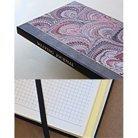 Marbled Weaving Journal