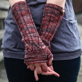 Emma Welford Designs Brooklyn Bridge Mitts PDF