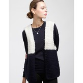 Wool and the Gang Ice Breaker Cardigan (Free)