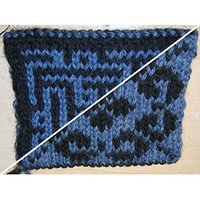 Two-Pattern Double Knitting with Alasdair Post-Quinn