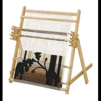 A-Frame Stand for Tapestry Loom