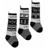 Yankee Knitter Designs 10 Classic Christmas Stockings