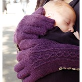 Ysolda Vintage Button Gloves PDF